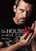 Dr.HOUSE/ドクター・ハウス  シーズン5  DVD-BOX 1