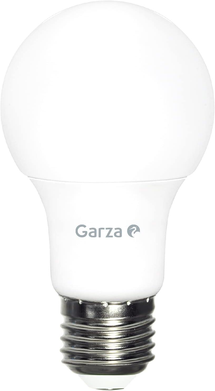 4U Garza - 461462 - Bombillas LED Estándar, Luz Fria 6500K, Casquillo E27, 12W 1050 lúmenes