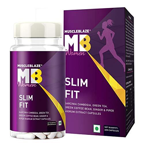 MuscleBlaze Women Slim Fit (60 Capsules)