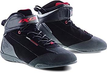 Bottes Moto IXON Speeder WP Noir/Rouge, Noir/Rouge, 47