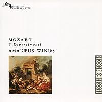 Mozart: 5 Divertimenti
