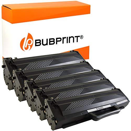 5 Bubprint Toner kompatibel für Samsung MLT-D1042S/ELS für ML-1660 ML-1865 ML-1670 ML-1675 ML-1860 SCX-3200 SCX-3205 SCX-3205W 1,500 Seiten Schwarz