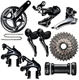 SHIMANO Dura Ace R9100 172.5mm 50/34 Compact Groupset 11x28 BSA