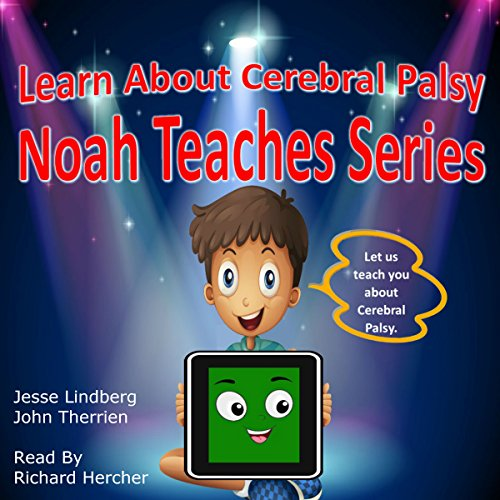 Learn About Cerebral Palsy audiobook cover art