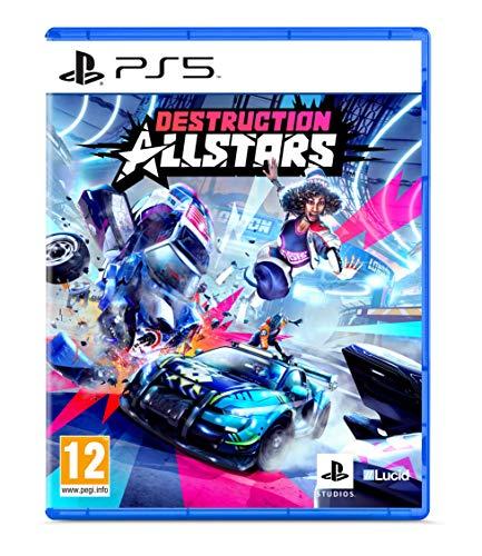 PS5 - Destruction Allstars - [Versión Italiana]