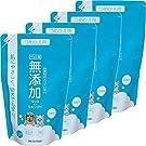 アイリスオーヤマ ペット用 無添加リンスインシャンプー 詰替 ペット用 430ml×4個セット TMS-430