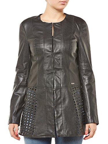 Maze Damen Lederjacke Fortaleza XL schwarz