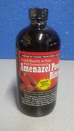 AMENAZEL POWER BITTERS