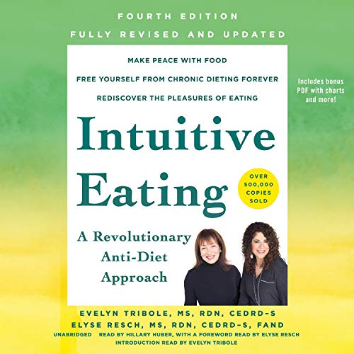 『Intuitive Eating, 4th Edition』のカバーアート