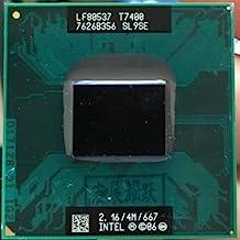 Intel Cpu Core 2 Duo T7400 2.16Ghz Fsb667Mhz 4Mb Fcpga6 Tray