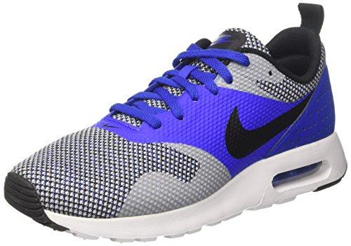 Nike Herren AIR MAX Tavas PRM Turnschuhe, Blau (Racer Blue/Black/Wolf Grey), 41 EU