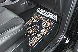 Walser Perserteppich Auto, universaler Orientteppich, klassischer Autoteppich blau 60x40cm 14810 - 3