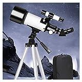 YXCKG Telescopio De Reflexión, Telescopios para Astronomía, Observación De Estrellas Primeros Pasos Telescopios, Adecuados para Que Niños Y Principiantes Vean El Cielo, Tres Oculares (Size : Set 2)