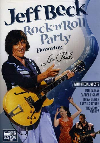 Rock & Roll Party: Honoring Les Paul / (Dol Dts) [DVD] [Region 1] [NTSC] [US Import]