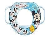 Lulabi 8014Disney Mickey Reductor WC Soft, multicolor