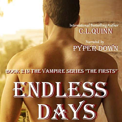 Endless Days audiobook cover art