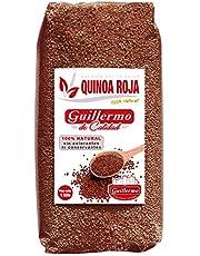 Guillermo Quinoa Roja Superalimento 100% Natural 500gr sin conservantes ni colorantes