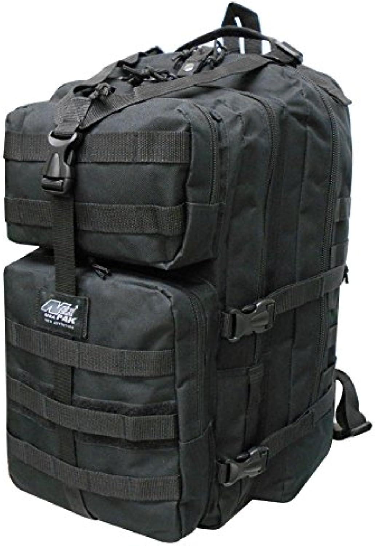 Mens Tactical Gear Molle Hydration Ready Sling Shoulder Backpack Daypack Bag