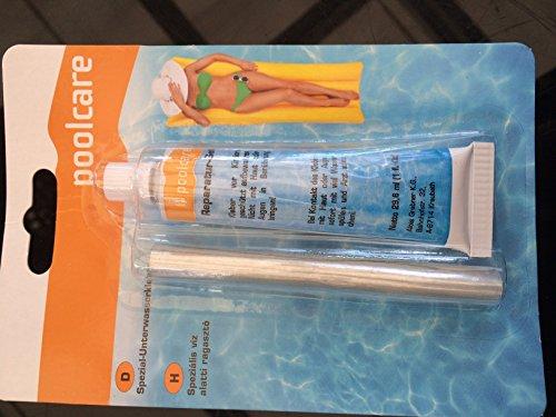 Poolcare Onderwaterfolie-reparatieset voor zwembad- en vijverfolie
