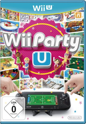 Preisvergleich Produktbild Wii Party U - [Nintendo Wii U]