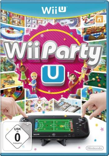 Wii Party U - [Nintendo Wii U]