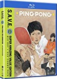 Ping Pong: The Animation - The Complete Series [Blu-ray]