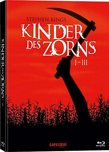 BOX-BR - Kinder des Zorns 1-3 - Limited Mediabook