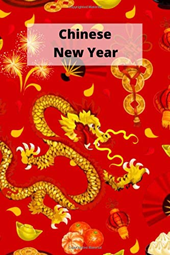 CHINESE NEW YEAR: Perfect Gift for Chinese New Year 2020 the year of the rat / Notebook Journal for those who love china asia