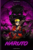 Naruto: Notebook 120 pages | 6' x 9' | Collage Lined Pages | Journal | Diary | For Students, Teens, and Kids | For School, College, University, and Home, Gift
