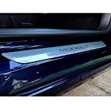 2Pcs Tesla Model 3 Door Sill Protector, Automotive Self Healing Paint Protection Film Sticker...
