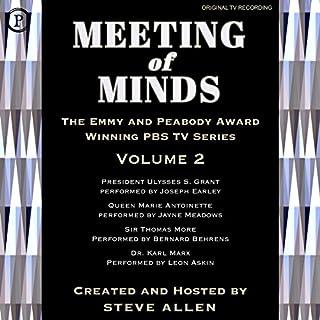 Meeting of Minds, Volume II audiobook cover art