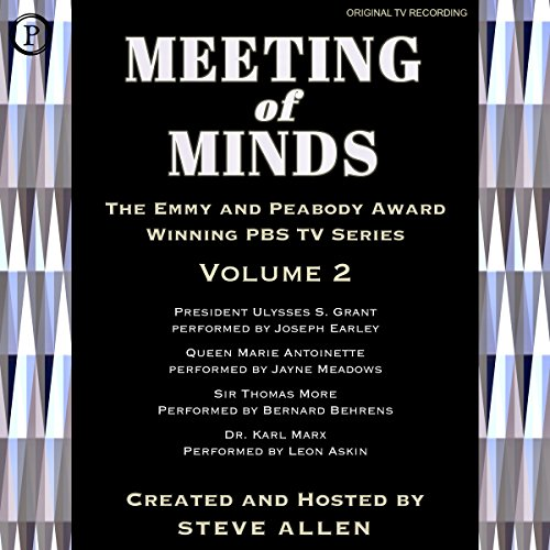 Meeting of Minds, Volume II audiobook cover art