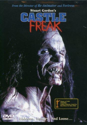 Castle Freak [USA] [DVD]