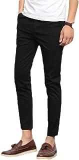 MogogoMen Tenths Pant Tapered Stretch Original Fit No-Iron Plain Front Pant