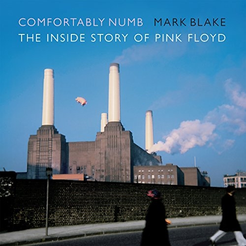 Comfortably Numb audiobook cover art