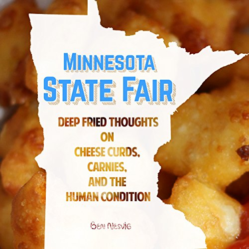 Minnesota State Fair audiobook cover art