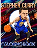 Stephen Curry Coloring Book: Coloring Books For Adult And Kid Activity Book Lover Gifts