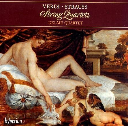 String Quartets by Verdi