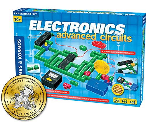 Thames & Cosmos Electronics Advanced Circuits