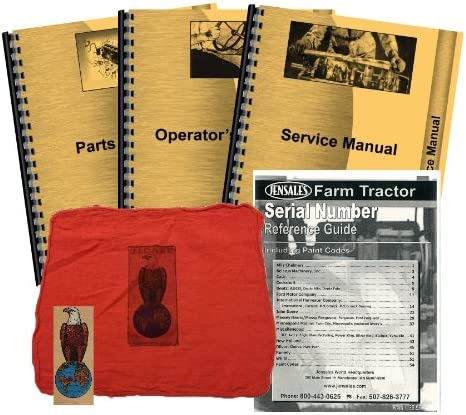 Case 200-B Sale SALE% OFF Deluxe Kit Manual Translated Tractor