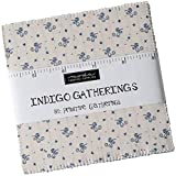 Moda Indigo Gatherings Charm Pack