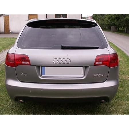 Audi Spoiler A6 C6 Avant Heckspoiler S6 Look Kombi Tuning Deal Auto