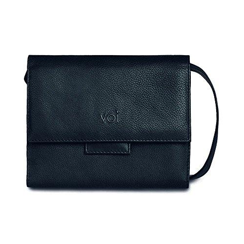 voi leather design Accessoires Taschen 10138 SZ schwarz 249056