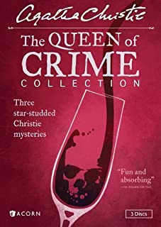 Agatha Christie's The Queen of Crime Collection by Acorn Media