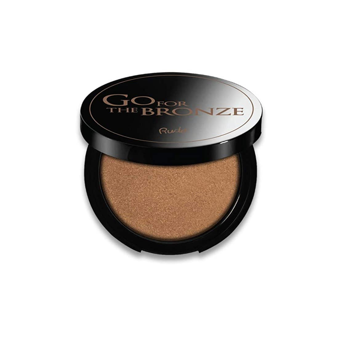 ビリー周囲安心させる(3 Pack) RUDE Go For The Bronze Bronzer - 3rd Time's A Charm (並行輸入品)