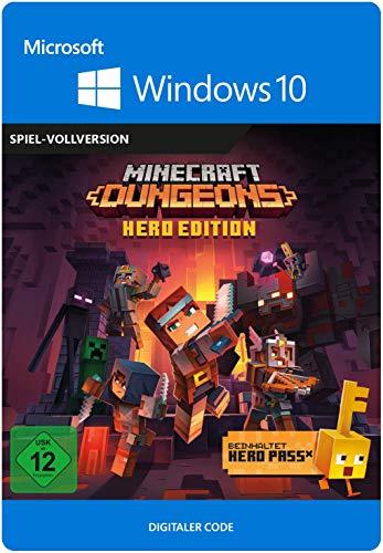 Minecraft Dungeons: Hero Edition | Windows 10 PC - Download Code