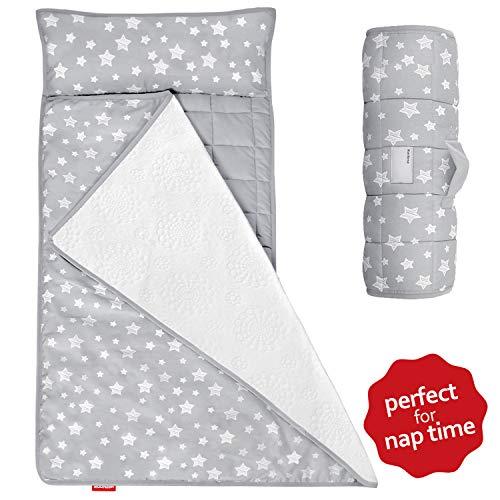 PILLOW Bed Set Paw Patrol SKYE Girls NAP MAT Toddler Daycare Preschool BLANKET