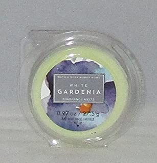 Bath & Body Works Wax Home Fragrance Melt White Gardenia