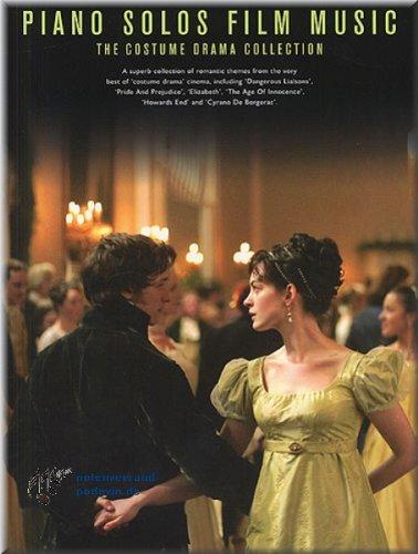 Piano Solos Film Music - The Costume Drama Collection - Klaviernoten [Musiknoten]