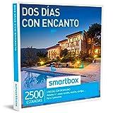 SMARTBOX - Caja Regalo -DOS DÍAS CON ENCANTO - 2500 ESTANCIAS, hoteles de hasta 4*,...